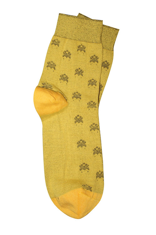 Berlin Socks - Gold