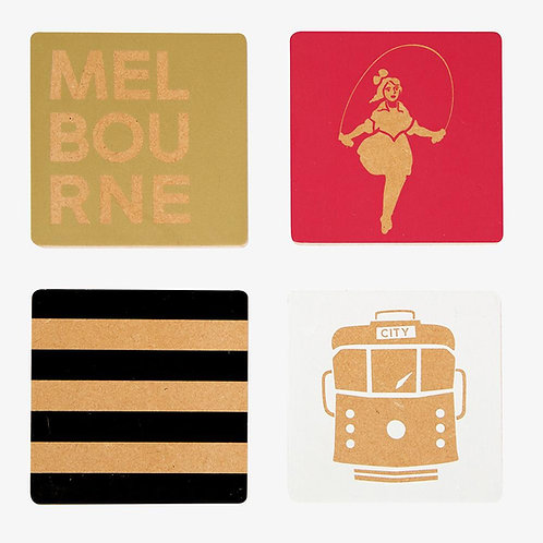 Iconic Coasters - Melbourne