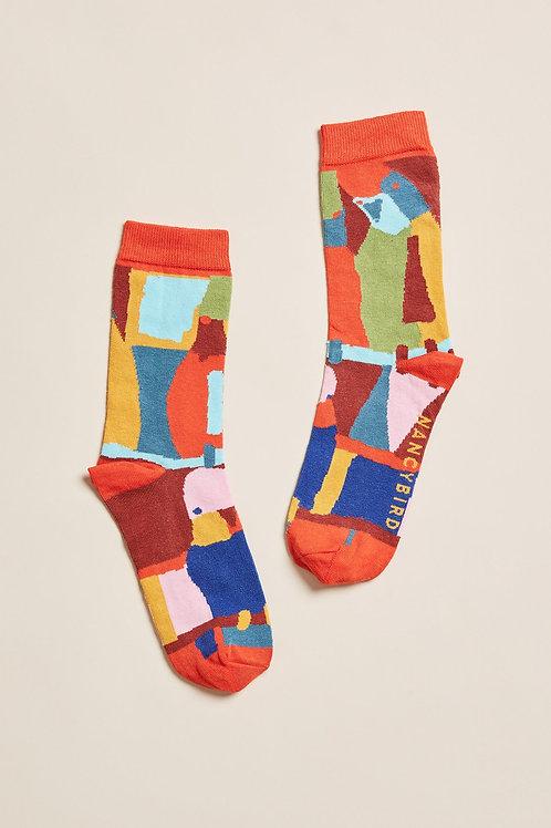 Socks - Birds