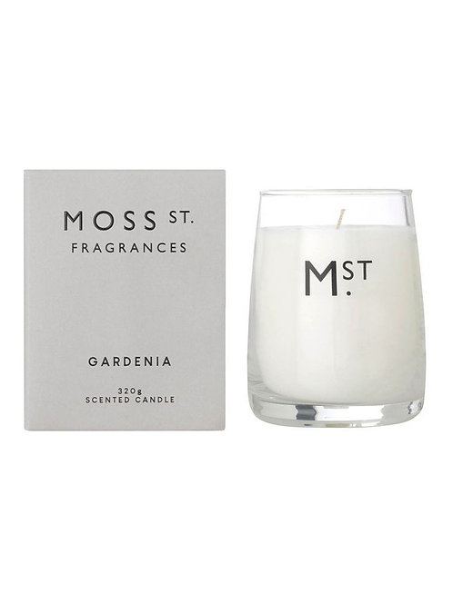 Gardenia Scented Soy Candle - Mini