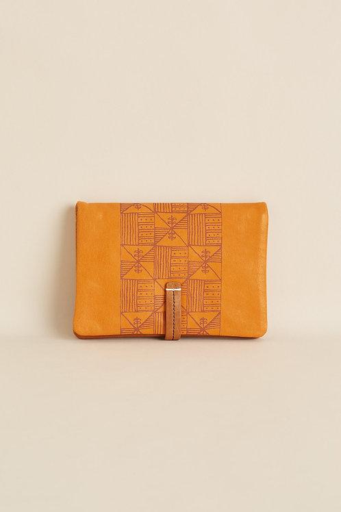 Nancybird - Bedford Wallet - Pumpkin