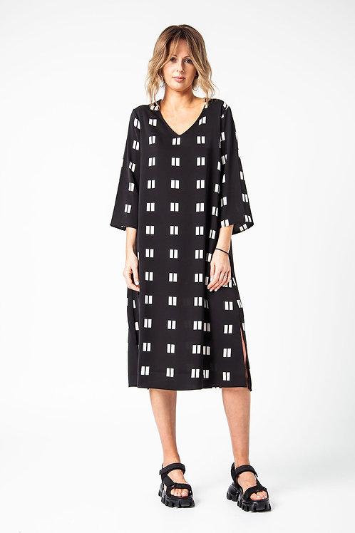 Dress Teruel - Black Loft