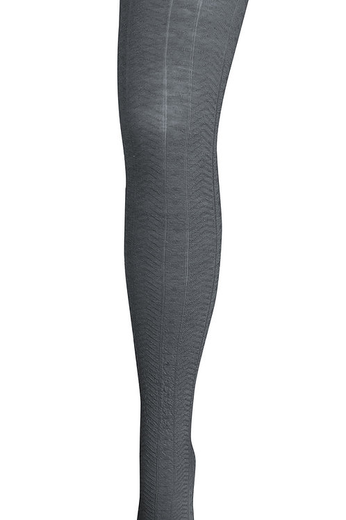Tiber Wool Tights - Grey