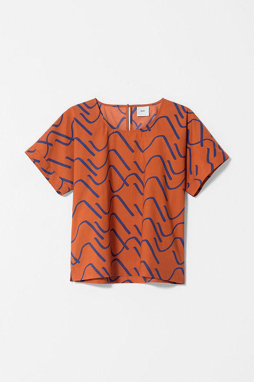 Ollie Top - Copper/Cobalt