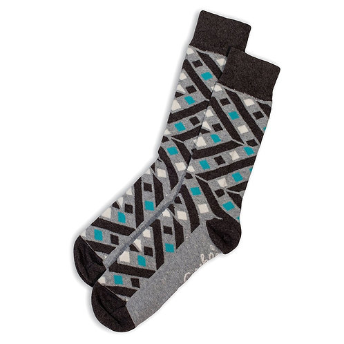 Helter Skelter Socks