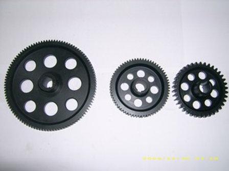 Fine-adjustment gear
