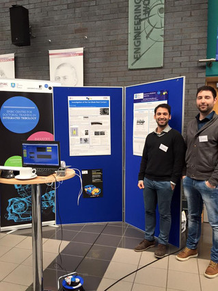 Rolls-Royce Engineering Doctorate Conference 2015