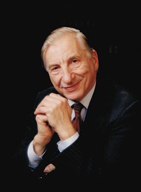 Professor H Peter Jost CBE