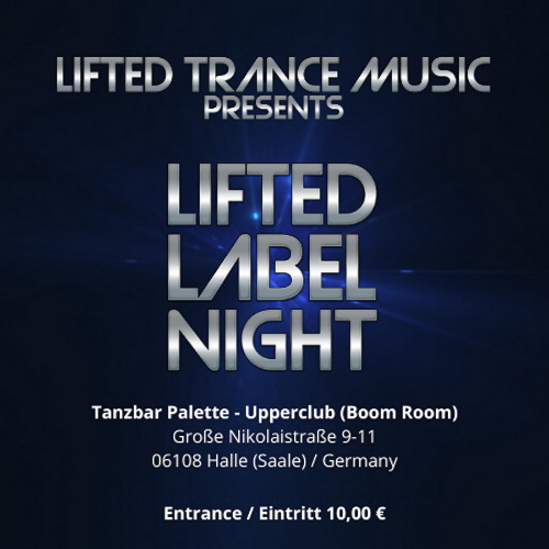 Lifted Label Night Halle (Saale) / Germany