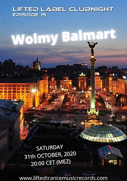 Wolmy Balmart - Lifted Label Clubnight P