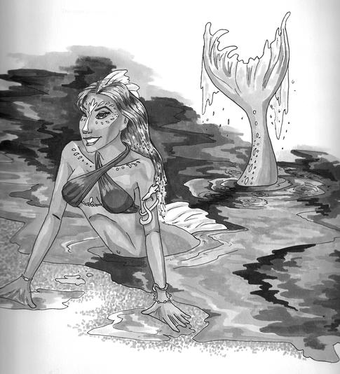 Subterranean Mermaid