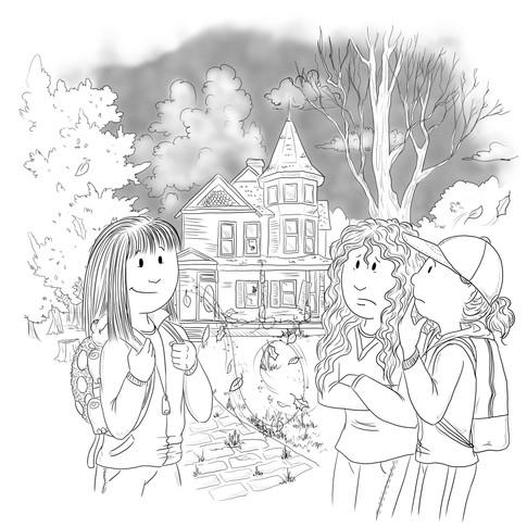 Cover Illustration-Freelance