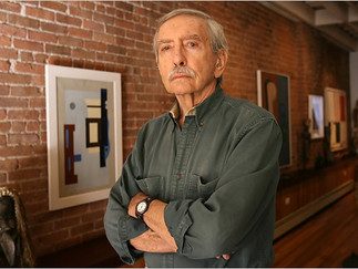The death of Edward Albee, a Phone Book and a Lime Green Vintage Refrigerator