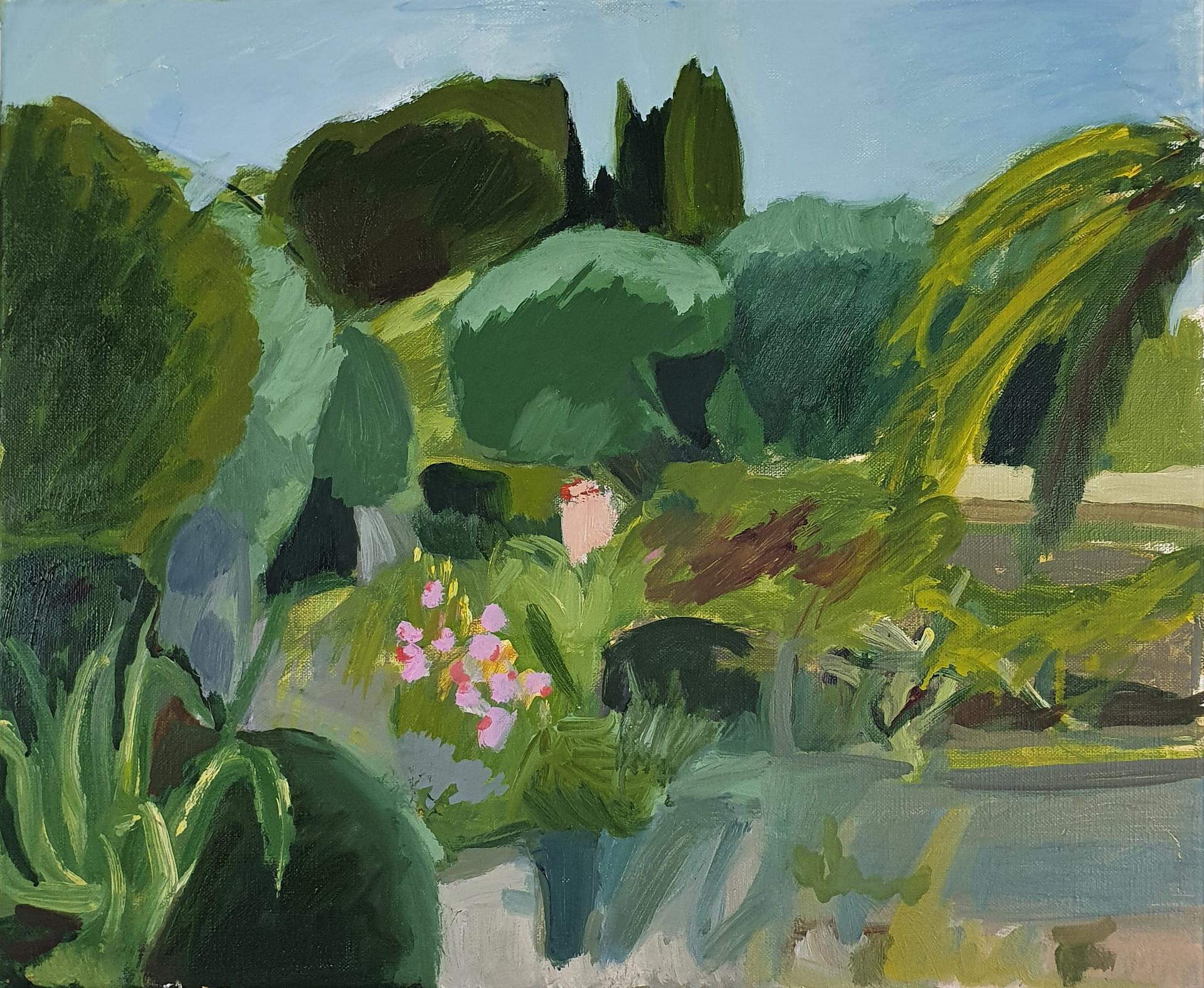 50. Matisse's Garden