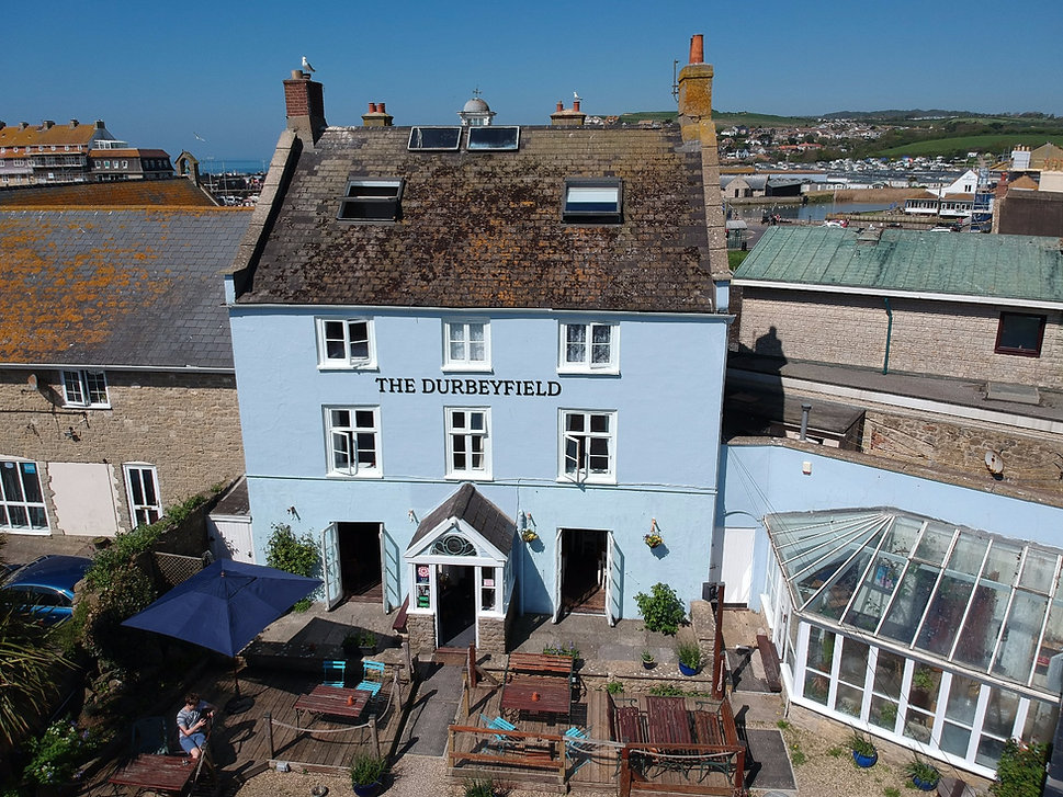 Accommodation in West Bay, Dorset. The Durbeyfield. Where to stay in Dorset?