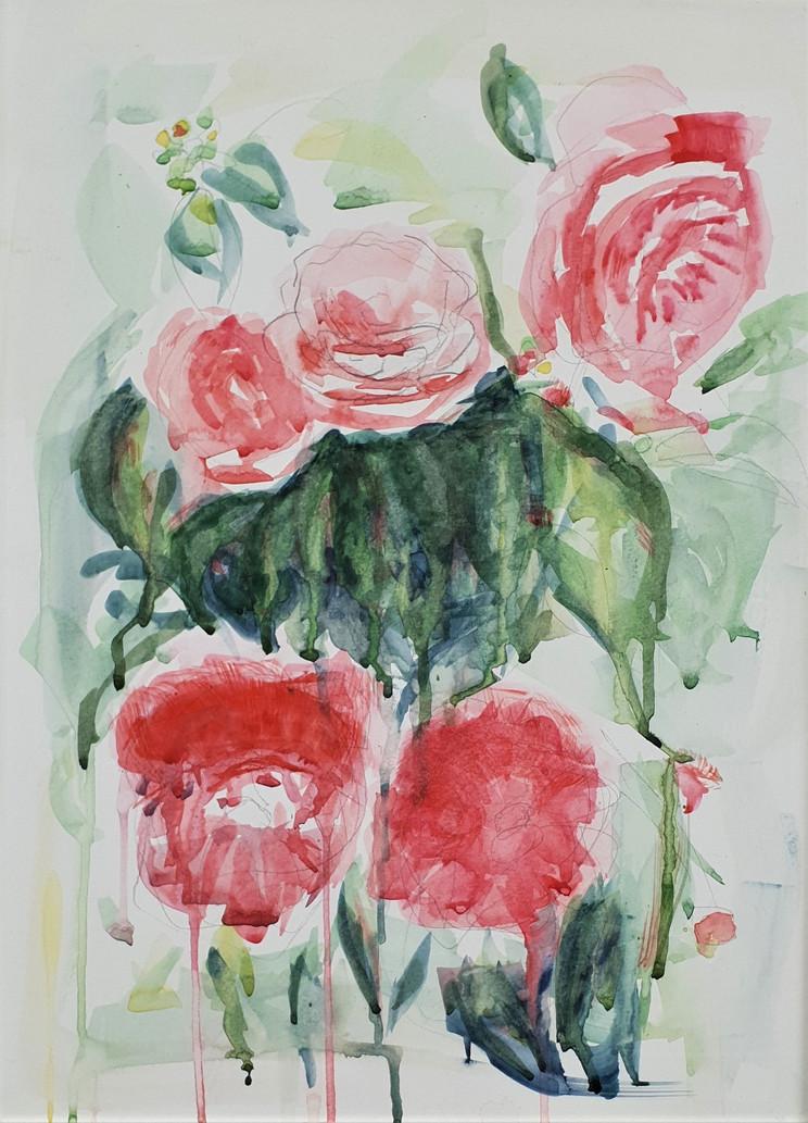9. Roses