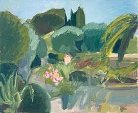 Matisse's garden at Villa le Reve, Vence, South of France