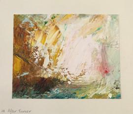 Turner inspired