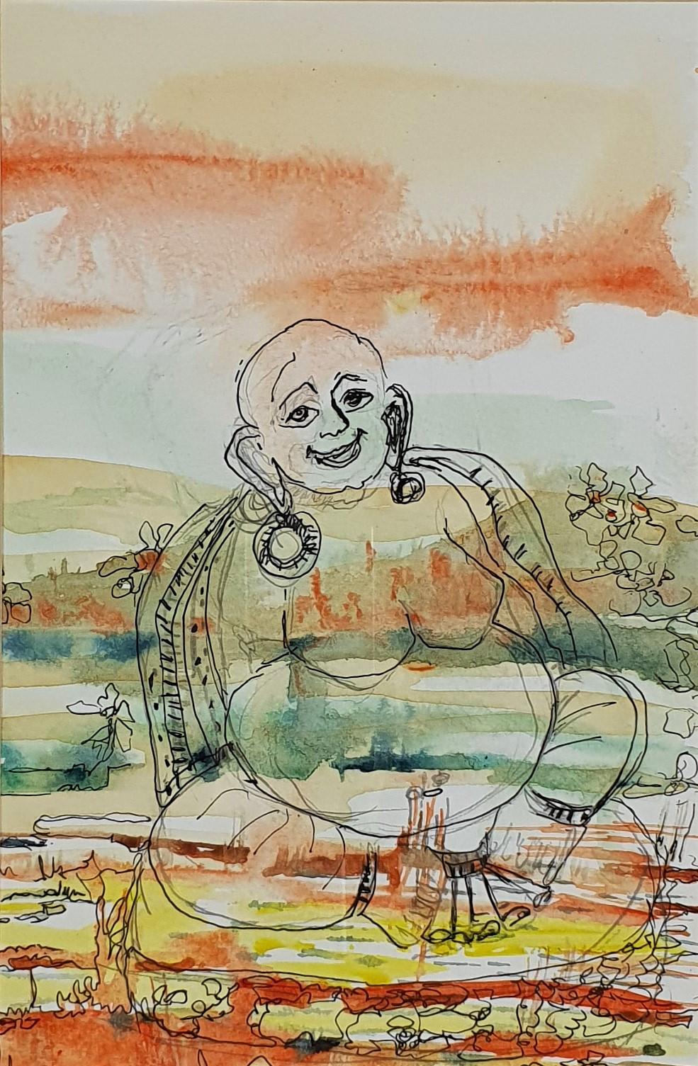 46. Laughing Buddha
