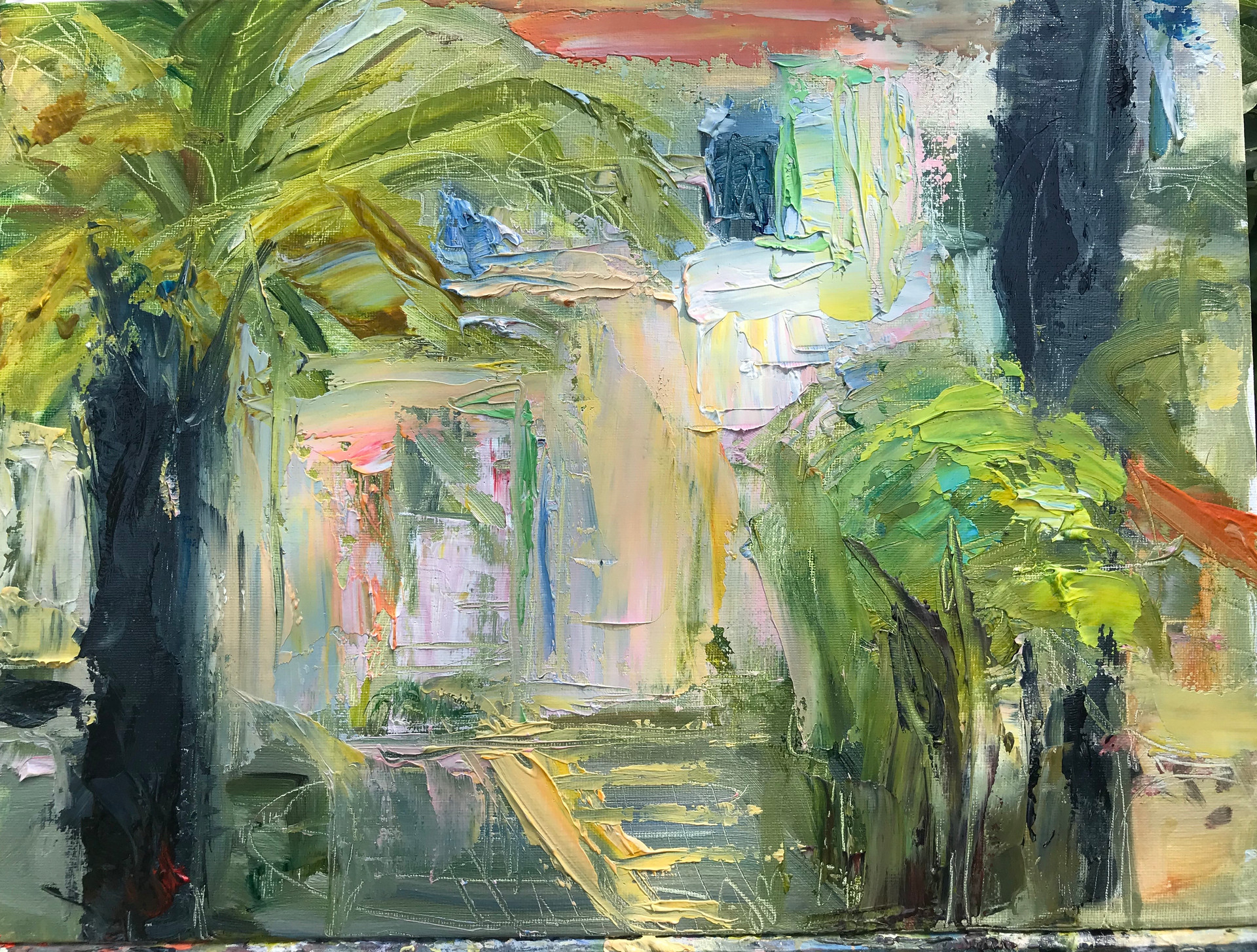 SOLD: Matisse's Villa le Reve