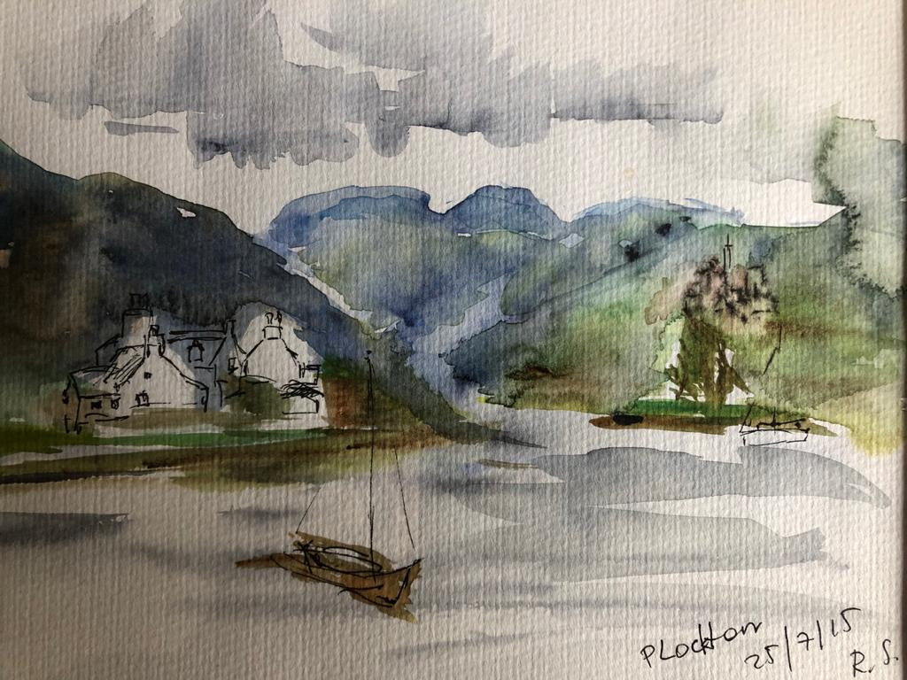 SOLD: Plockton Boats