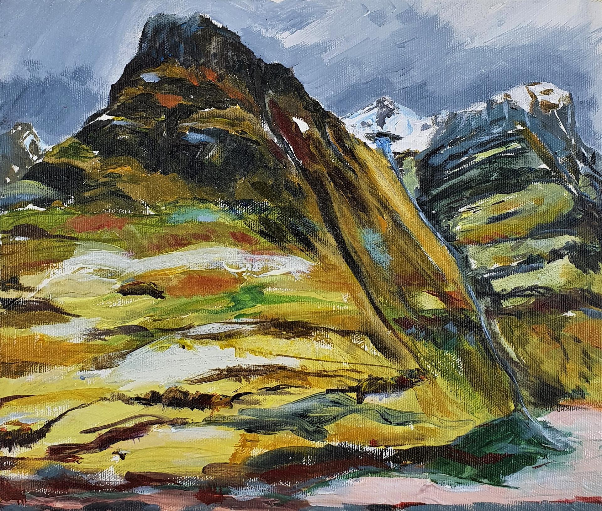 43. Scottish Mountains