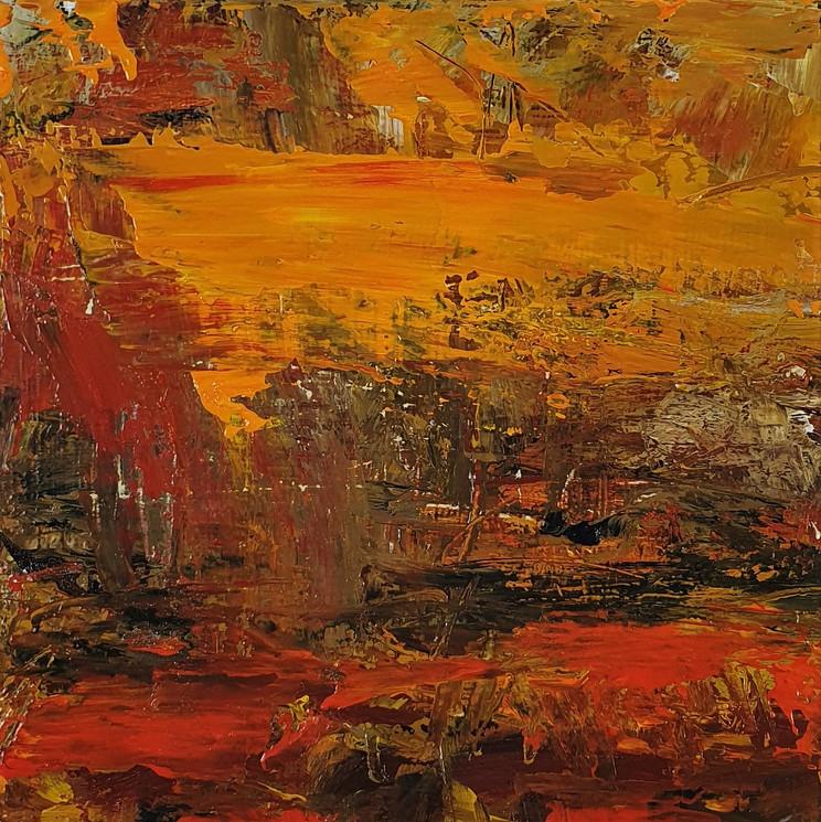 24. Orange Cloud