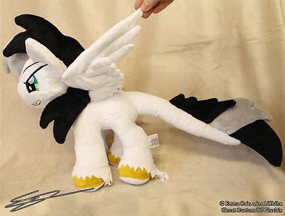 Custom Pony Plushie