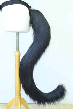 Extra Large cat tail for fursuits