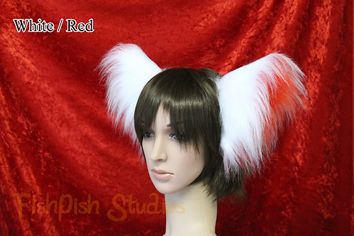 Party Super Fluffy Cat Ear Headband