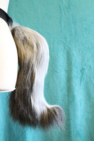Small Wolf Tail