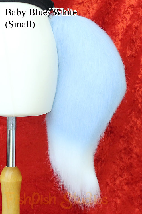 Small Fox - 2 Colours - Fursuit Cosplay Tail