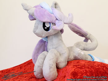 Unicorn Collectable Softie / Plushie