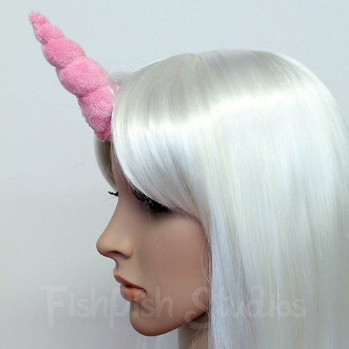 Small Unicorn Horn for Cosplay and Costumes