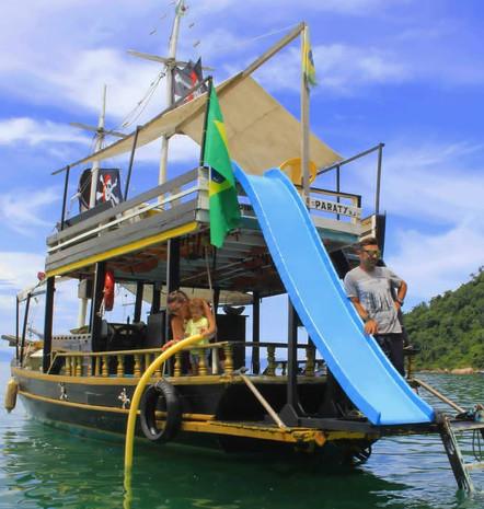 Terra Mar Turismo - Paraty- RJ
