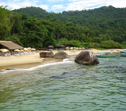Terra e Mar Turismo Paraty-RJ