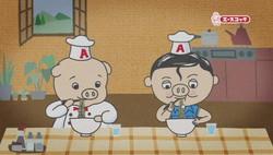 エースコックCM「大食いスギちゃん篇」