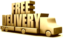 free pick up and delivery in all Harpenden area