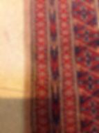repair dry rot rugs.