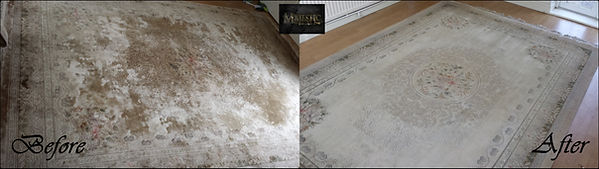 professional rug cleaners in Welwyn