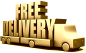 free delivery and pick up in London and Hertfordshire