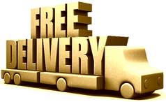 free delivery and pick up services in London
