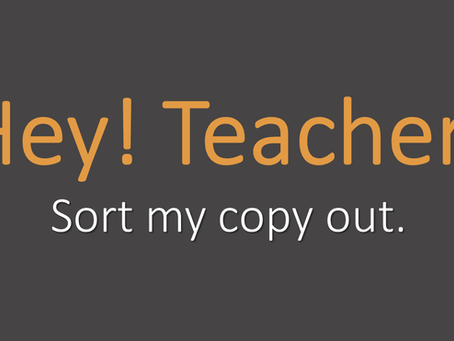 What has teaching taught me about copywriting?