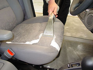 Car seat steam cleaning Welwyn Garden City