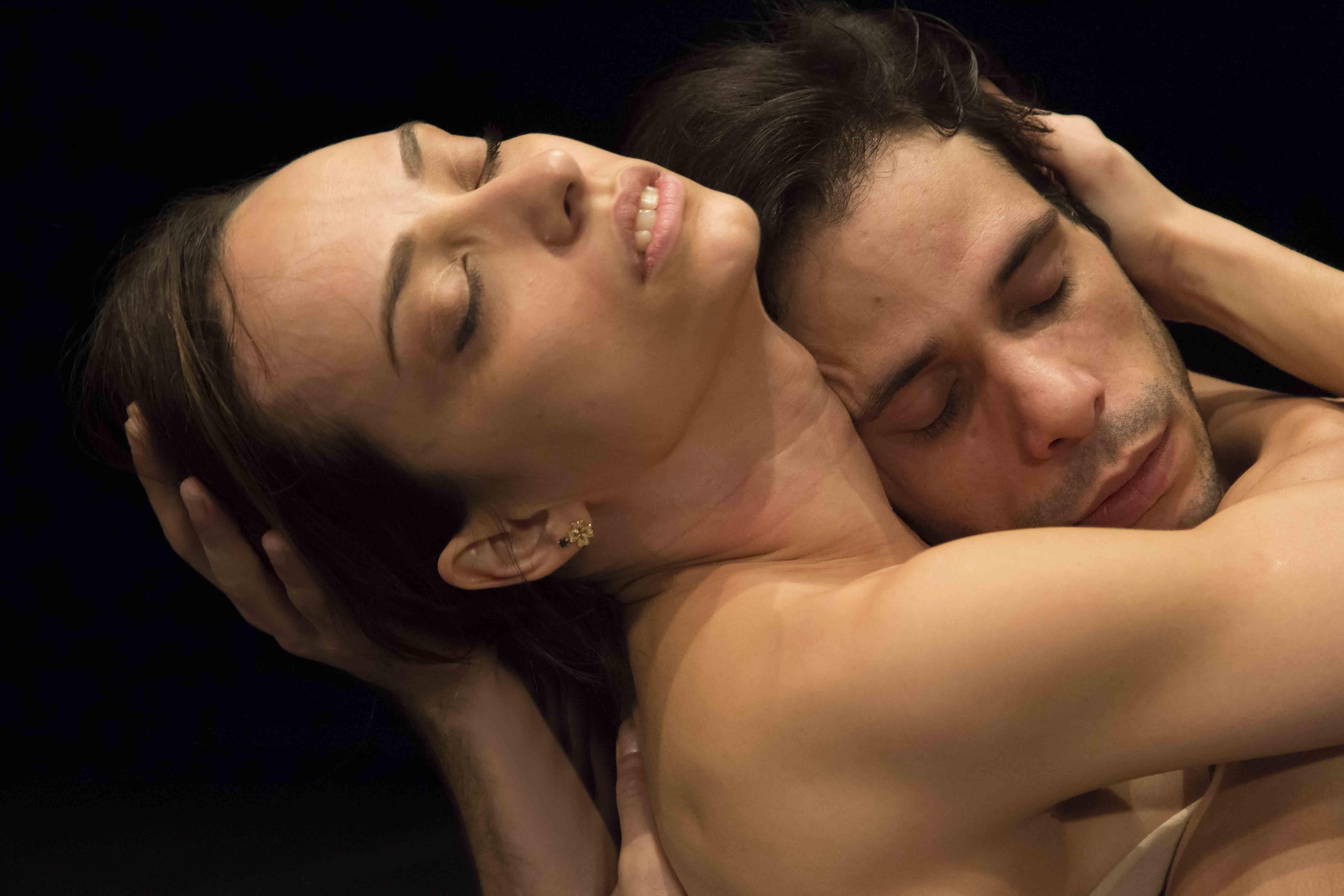 Cícero Gomes e Priscilla Mota