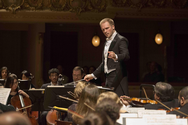 Maestro Tobias Volkmann