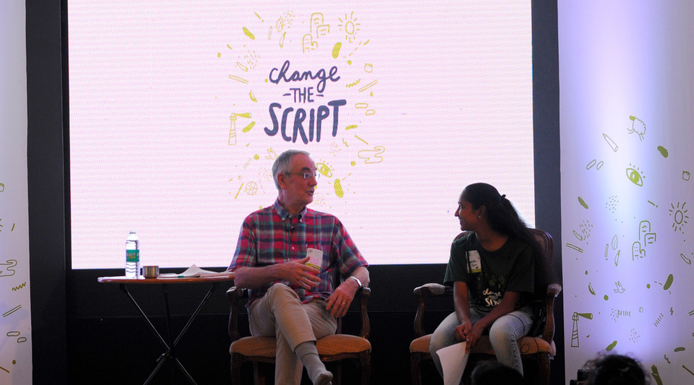 Change the Script - Dream a Dream 2019