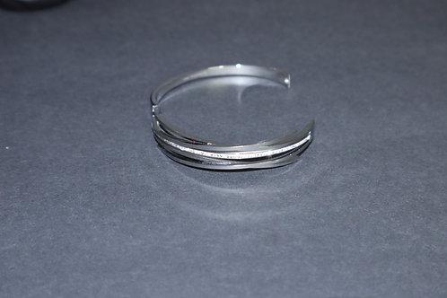Rhinestone fun bracelet