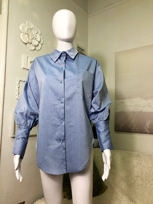 Women button down shirt