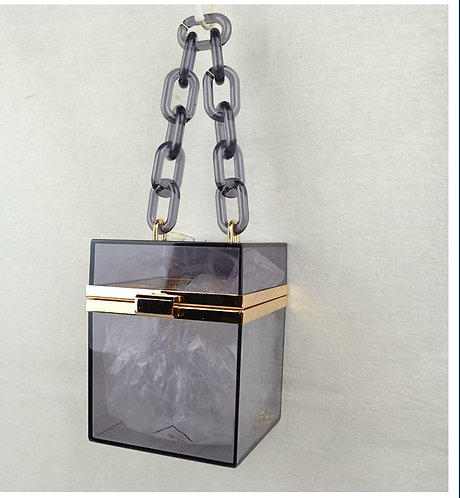 Acrylic handbags